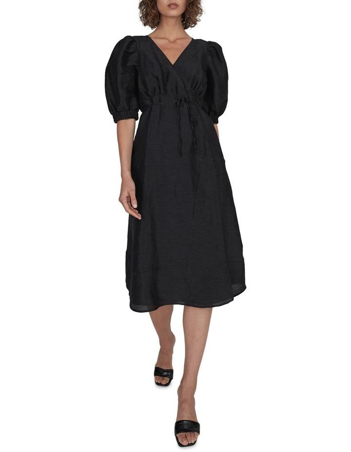 Carlotta Dress Black image 3
