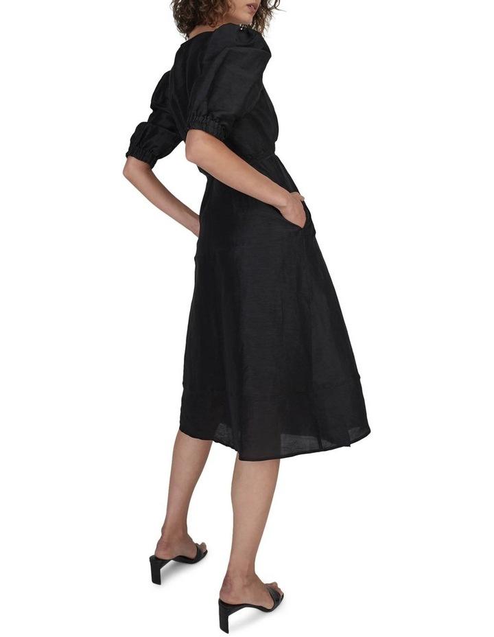 Carlotta Dress Black image 4