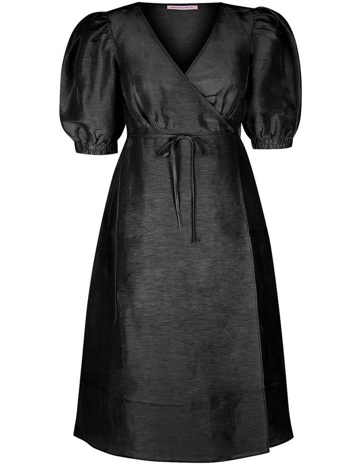 Carlotta Dress Black image 5