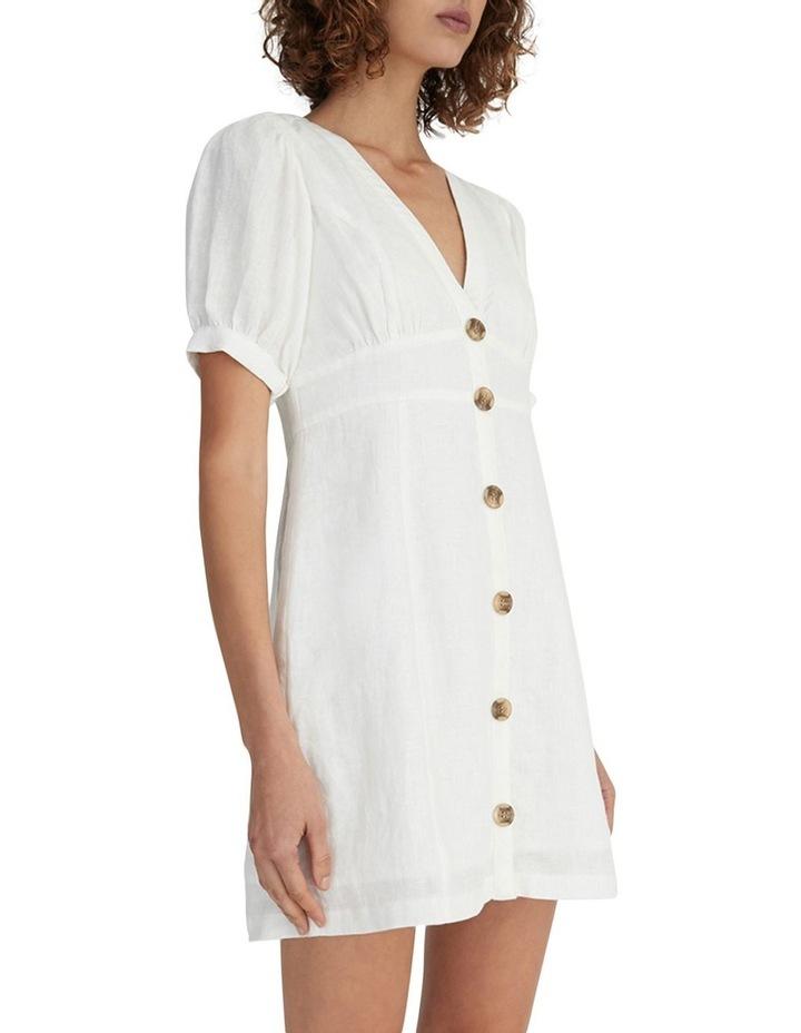 Theodore Dress White image 2