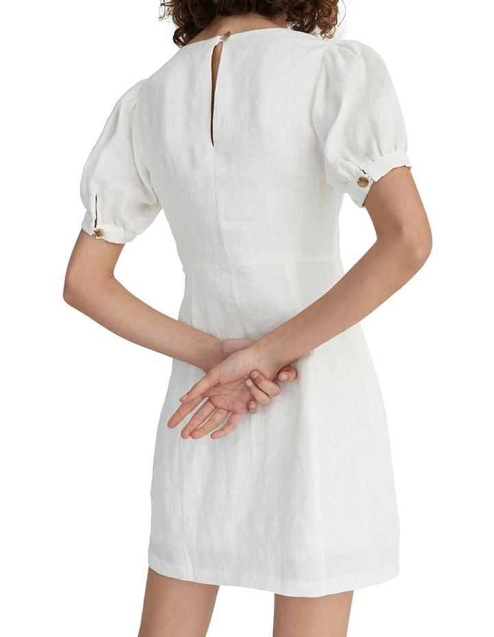 Theodore Dress White image 5