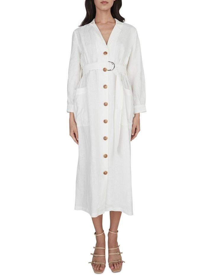Corina Dress White image 1