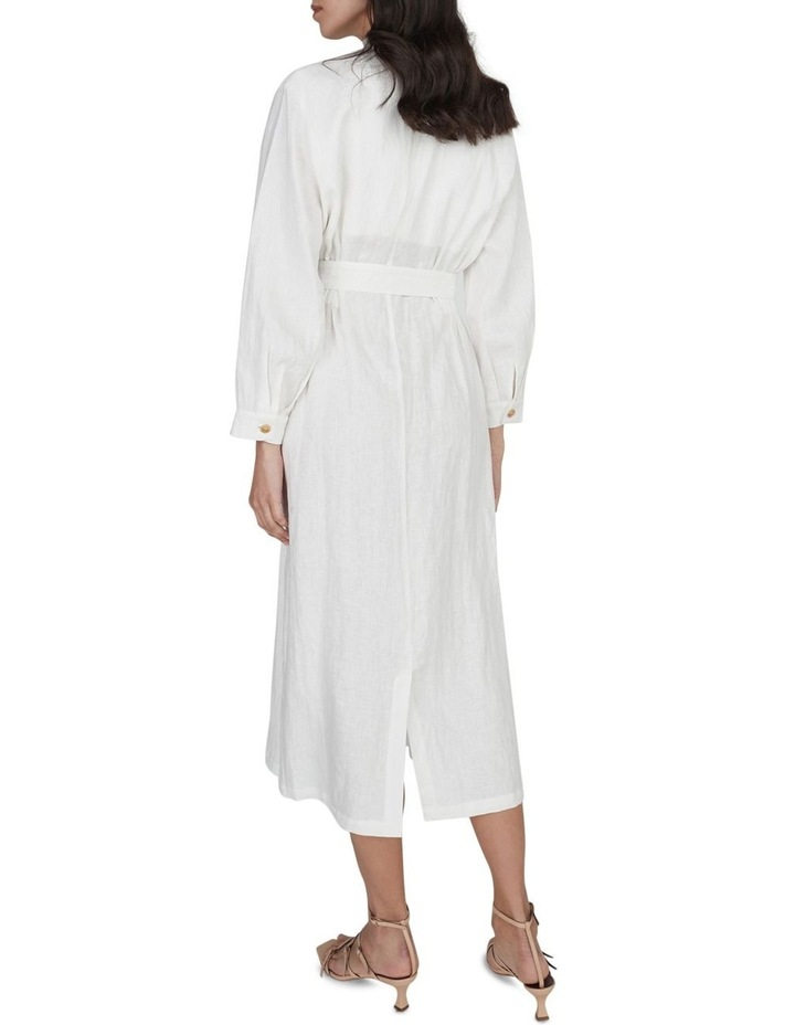 Corina Dress White image 2