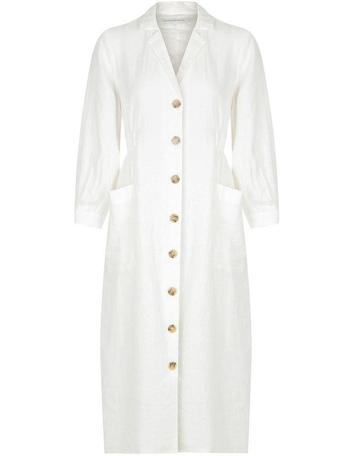 Corina Dress White image 4
