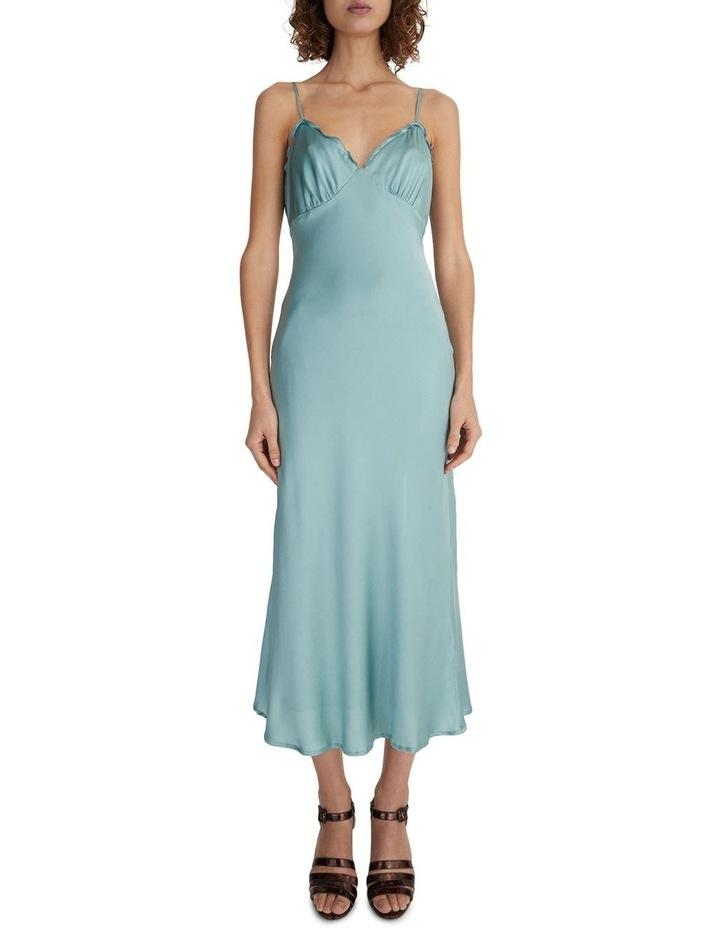 Artemis Silk Dress Surf image 1