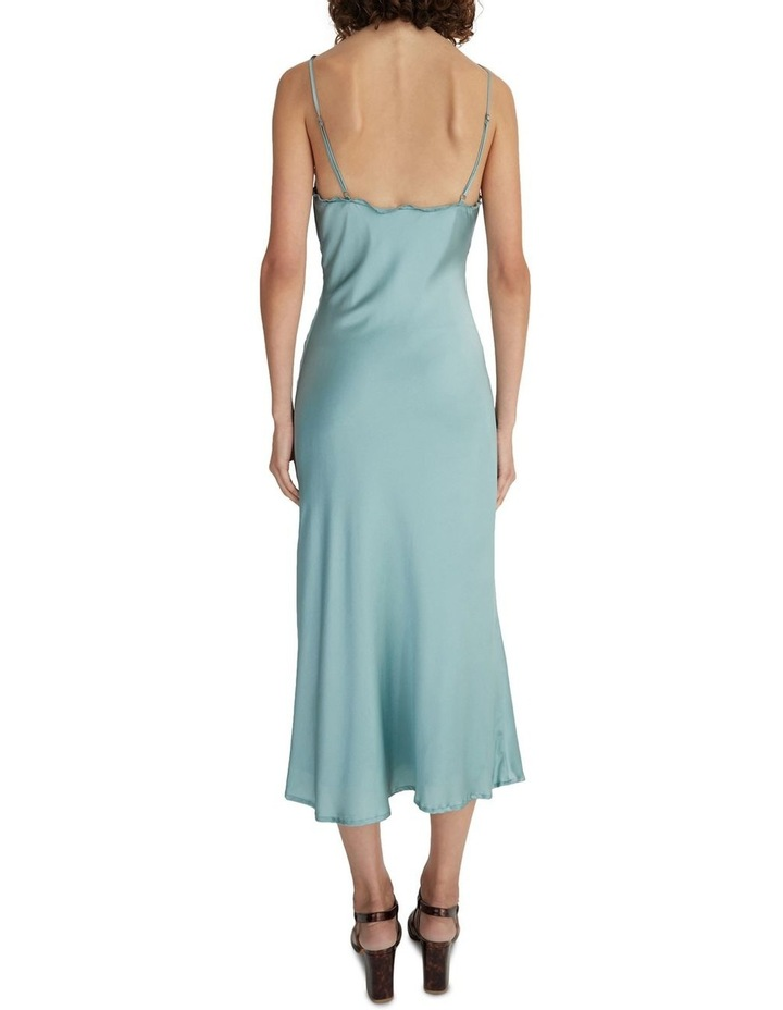 Artemis Silk Dress Surf image 2