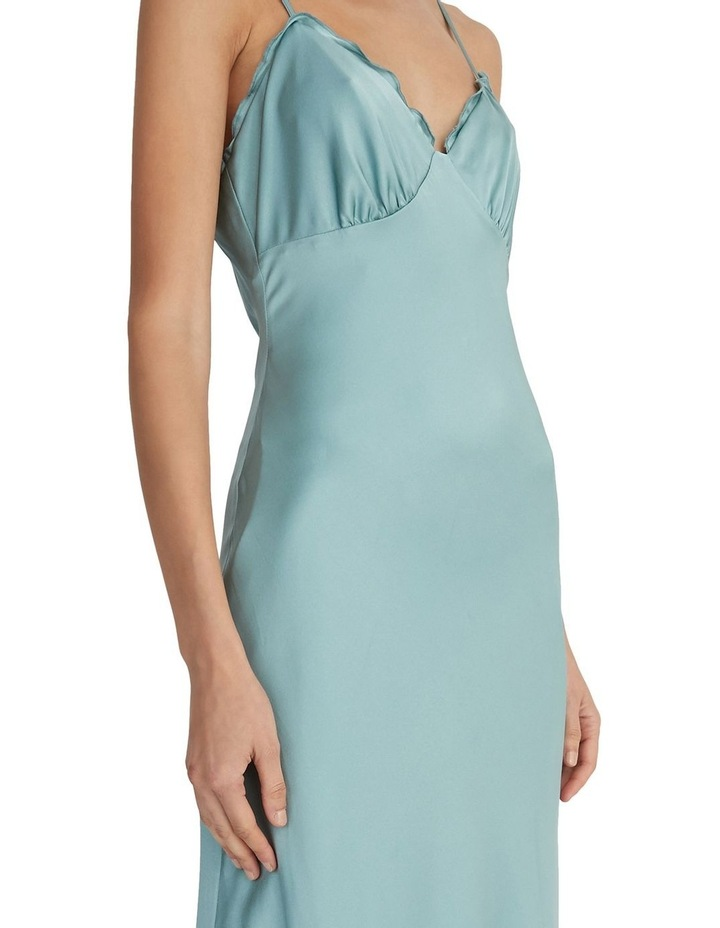 Artemis Silk Dress Surf image 3
