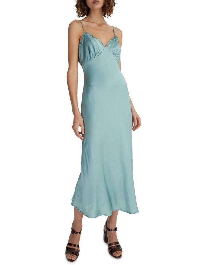 Artemis Silk Dress Surf image 4