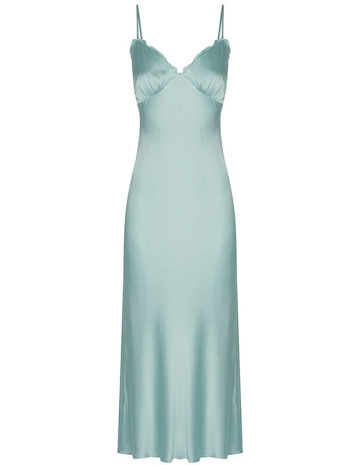 Artemis Silk Dress Surf image 6