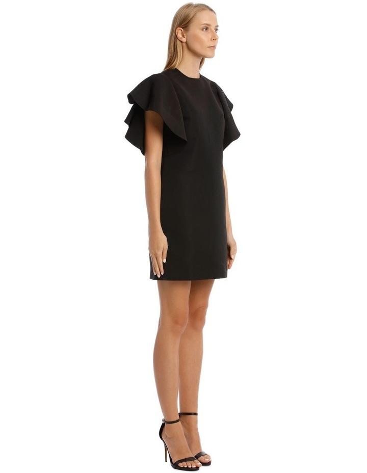 Peplum Sleeve Dress image 2