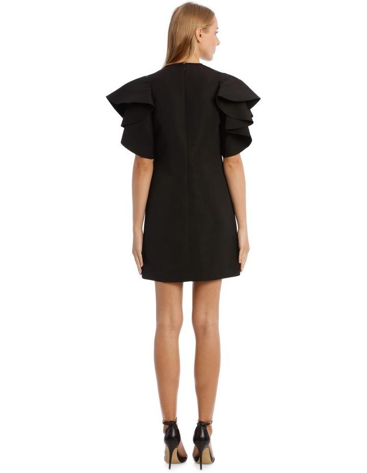 Peplum Sleeve Dress image 3