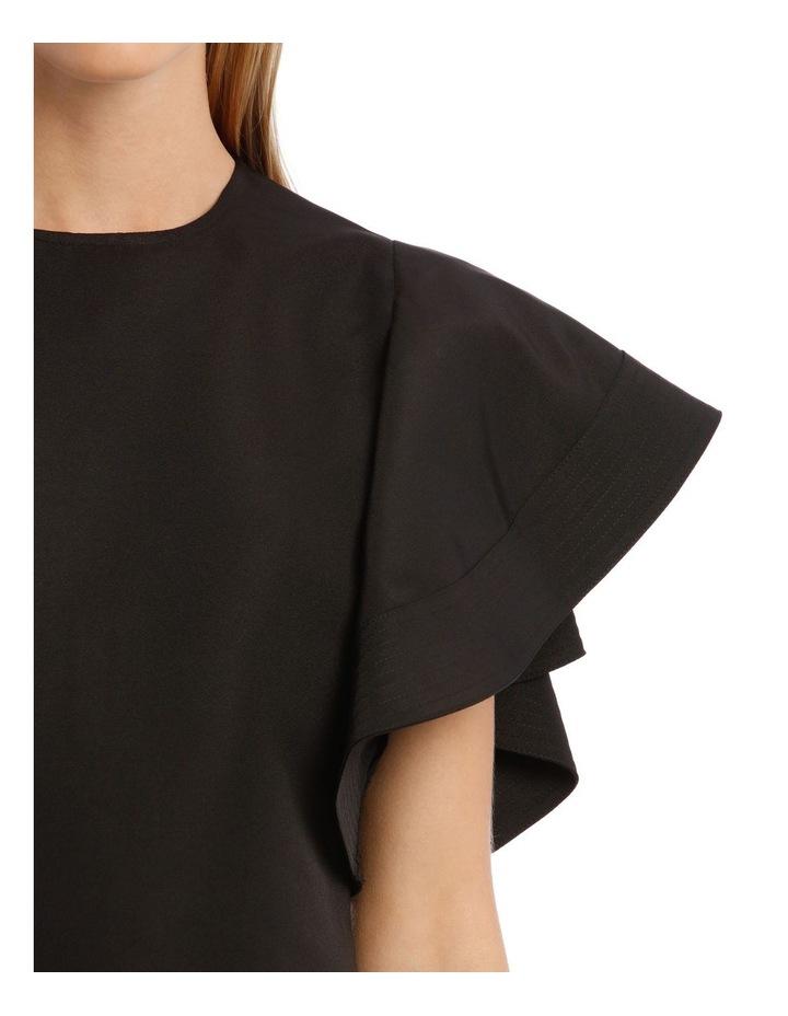 Peplum Sleeve Dress image 4