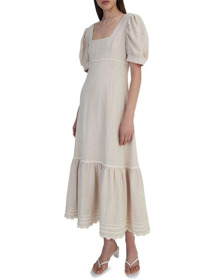 Jervis Dress Sand image 2