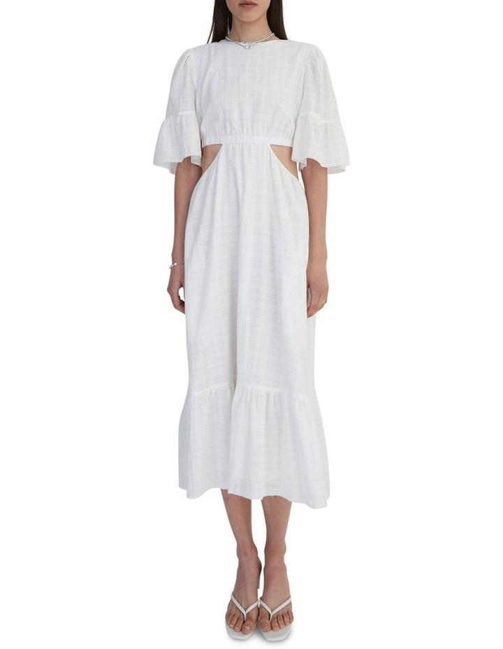 Frida Dress White image 1