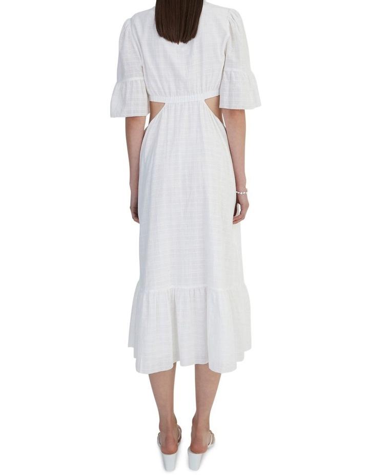 Frida Dress White image 2
