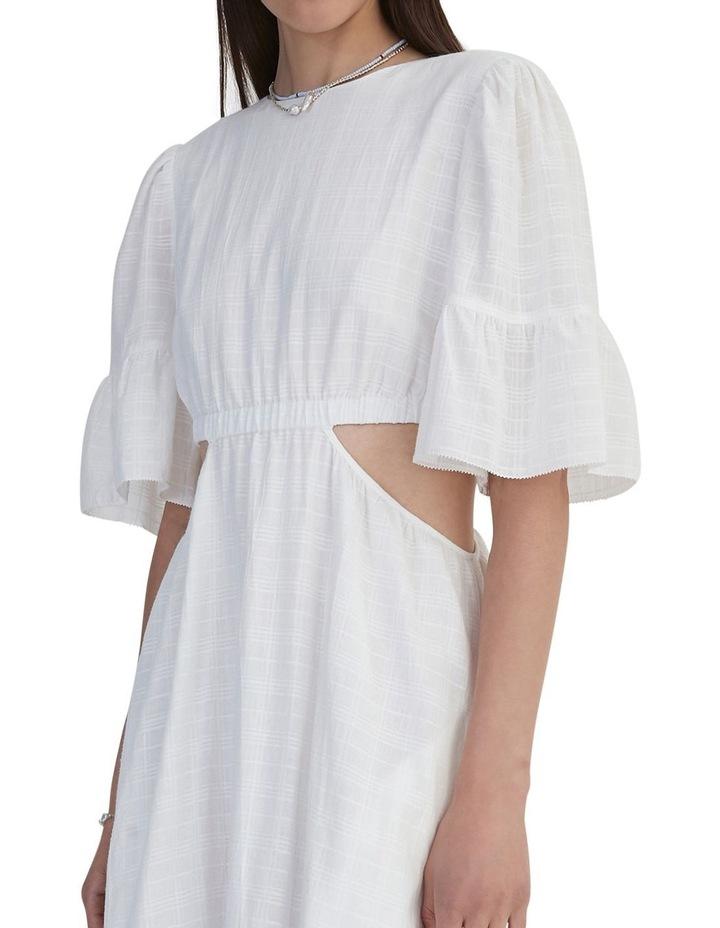 Frida Dress White image 3