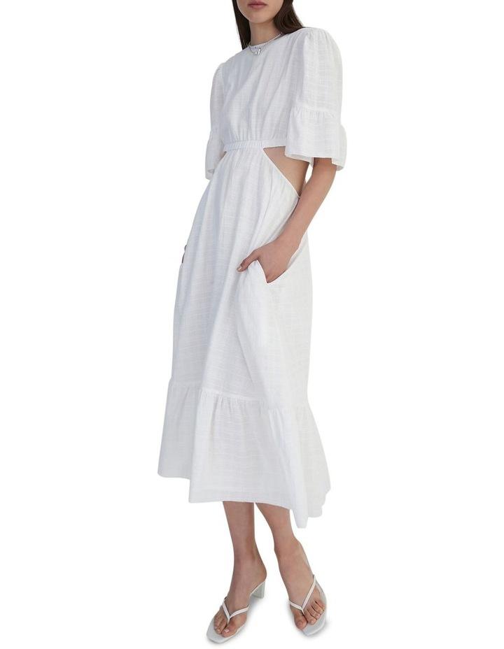 Frida Dress White image 4