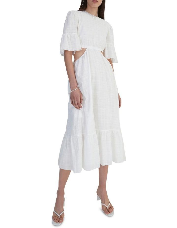 Frida Dress White image 5
