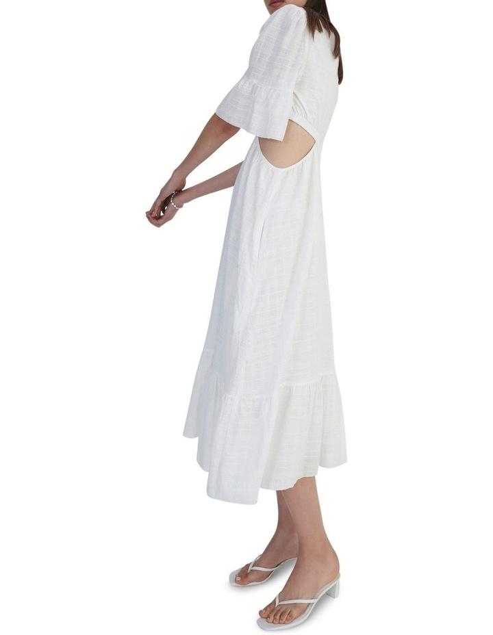 Frida Dress White image 6