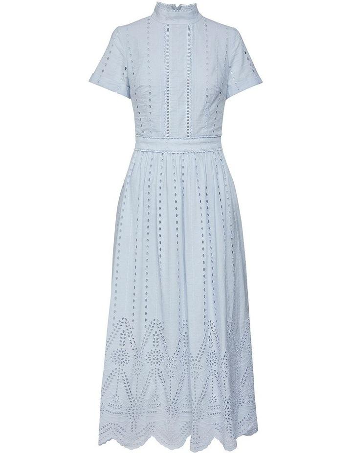 Lola High Neck Dress image 4