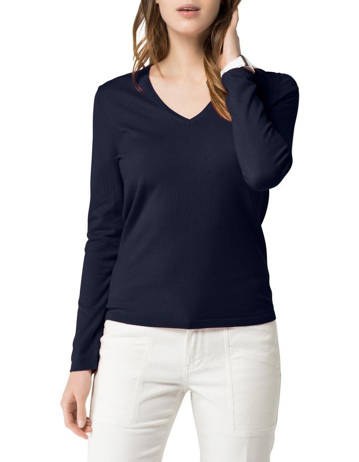 Ivy V-Neck Sweater image 1