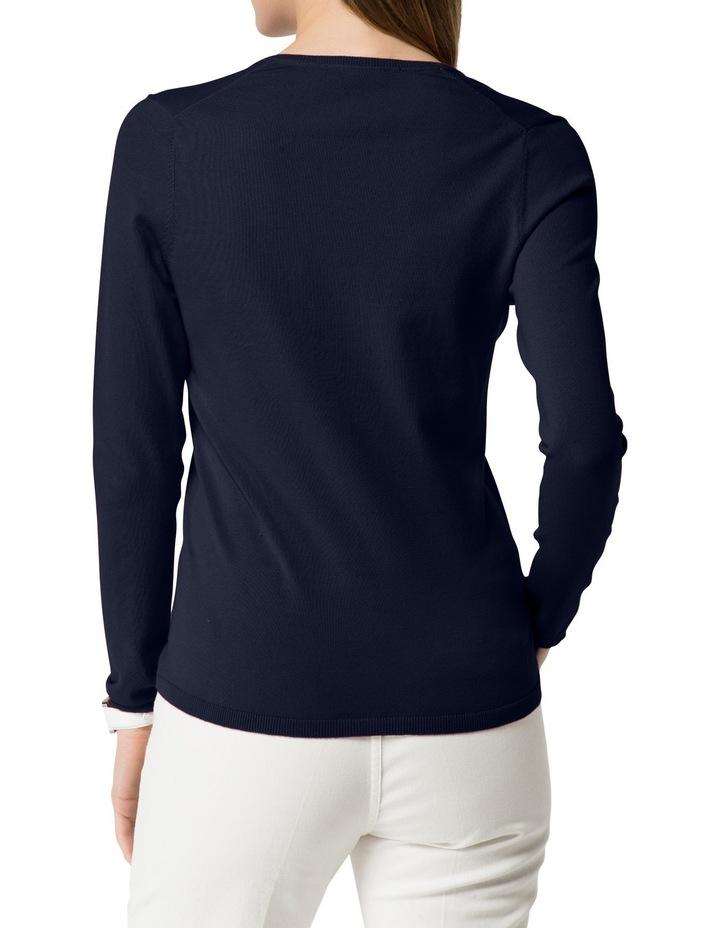 Ivy V-Neck Sweater image 2