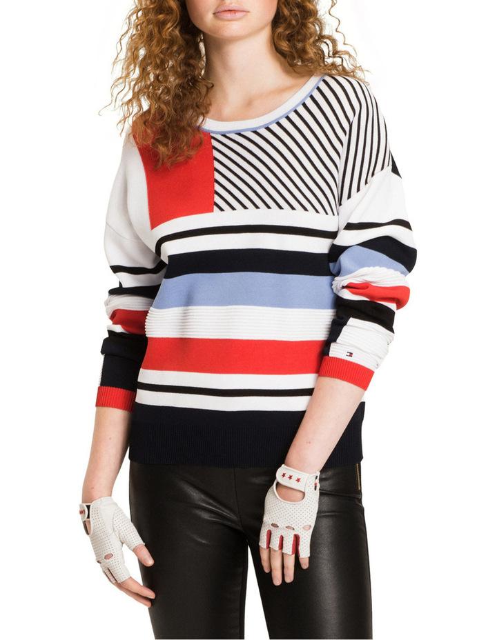 Pilaux Graphic Sweater image 1