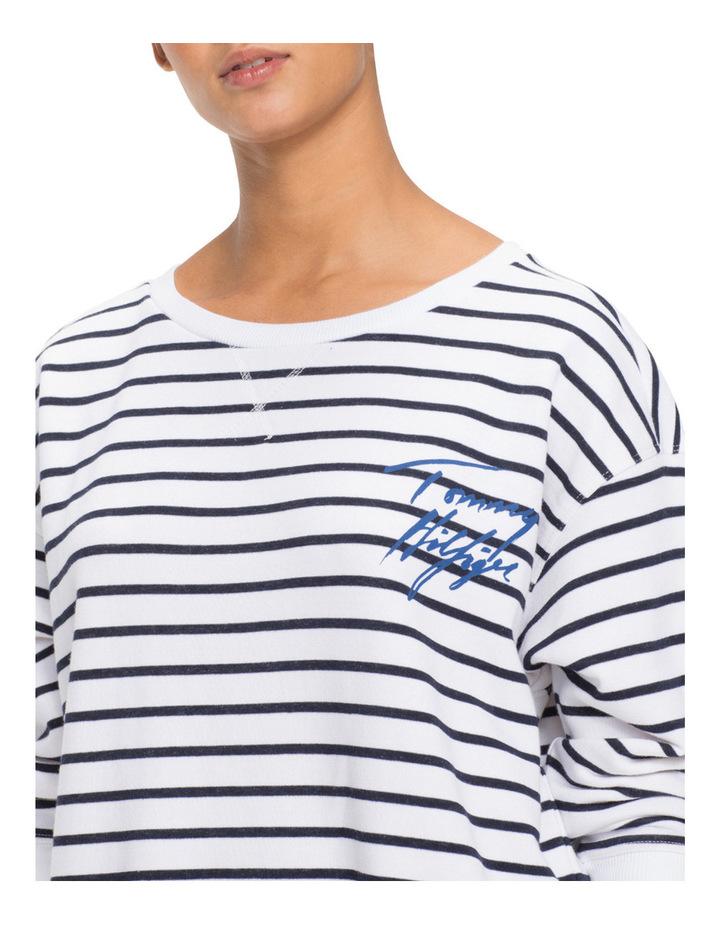 Felicia Crew-Neck Sweatshirt image 3