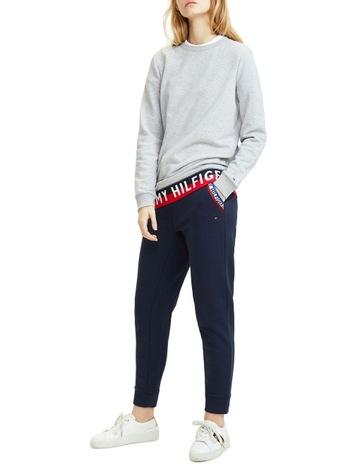 95ea70c5c Tommy HilfigerLogo Long Sleeve Sweatshirt. Tommy Hilfiger Logo Long Sleeve  Sweatshirt