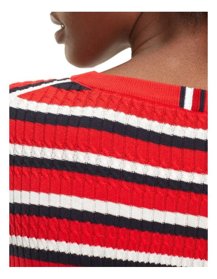 Essential Vertical Knit Jumper image 4