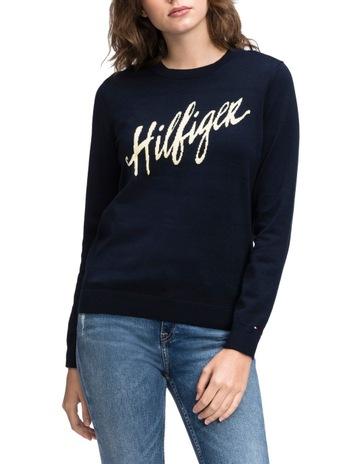 91676cc70 Tommy Hilfiger Kandace Logo Sweater