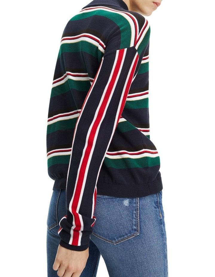 Hollie Mock Neck Sweater image 2