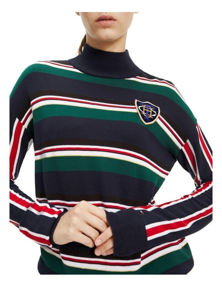 Hollie Mock Neck Sweater image 3