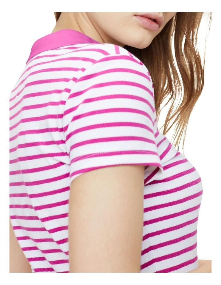New Chiara Stretch Pique Polo Short Sleeve image 4