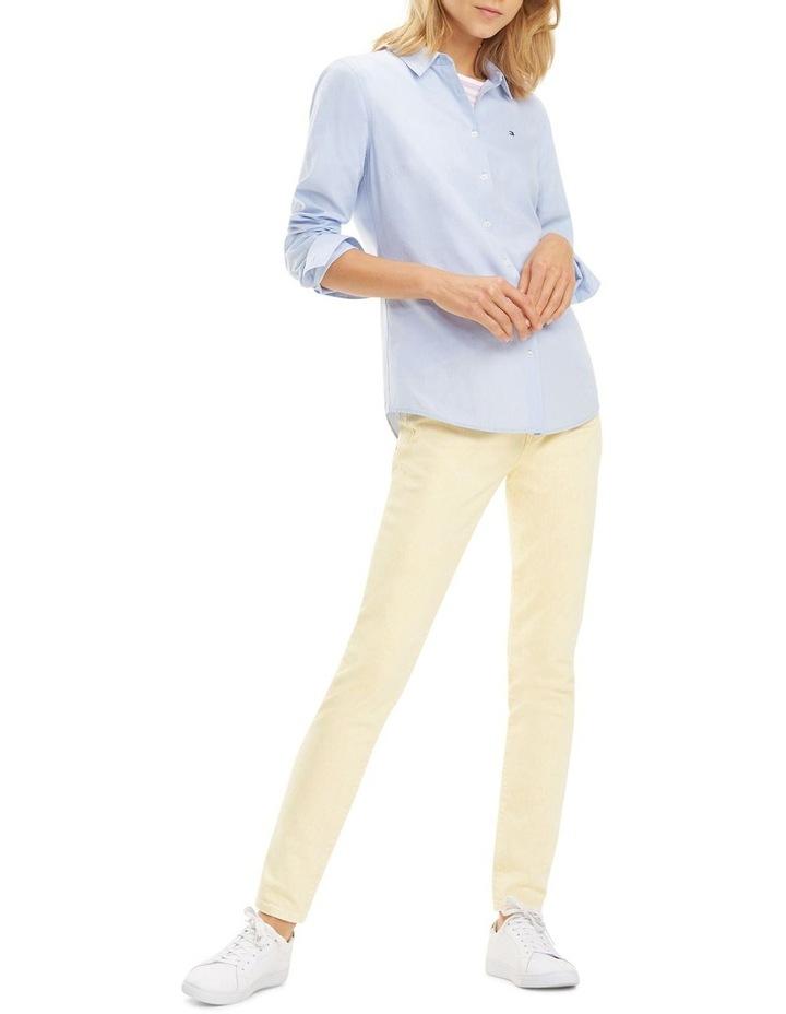 Essential Cotton Oxford Shirt image 3