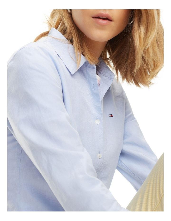 Essential Cotton Oxford Shirt image 4