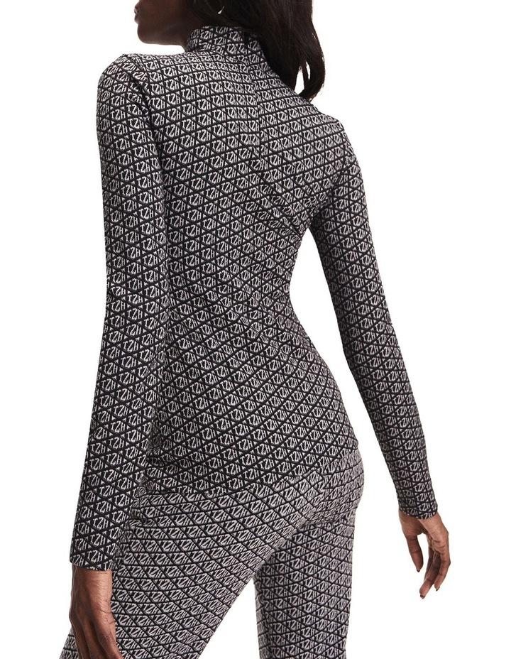 Zendaya JJ Turtleneck Top Long Sleeve image 2