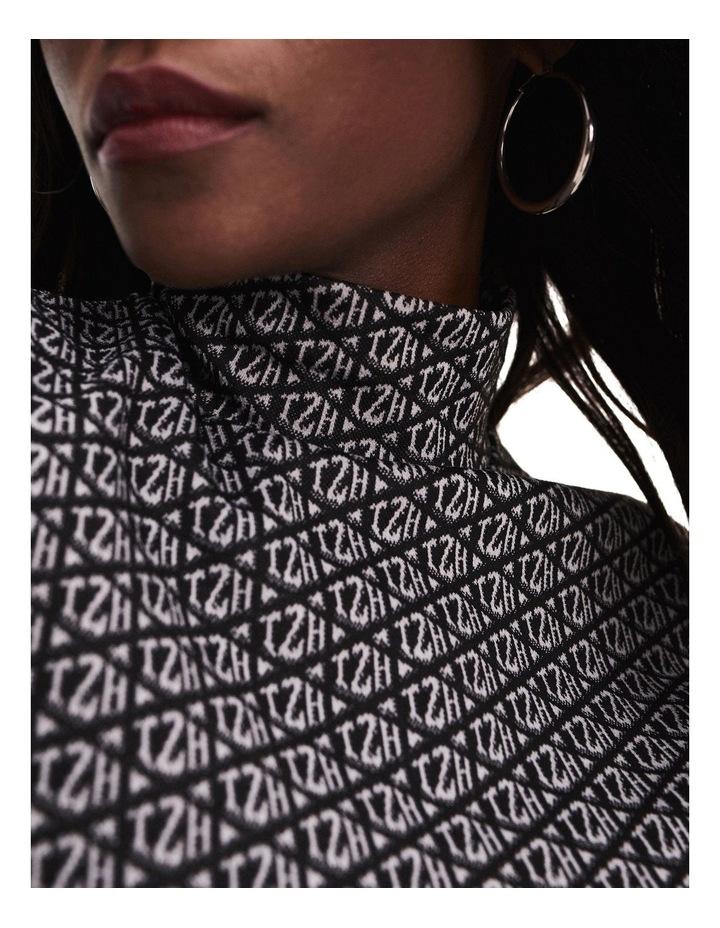 Zendaya JJ Turtleneck Top Long Sleeve image 4
