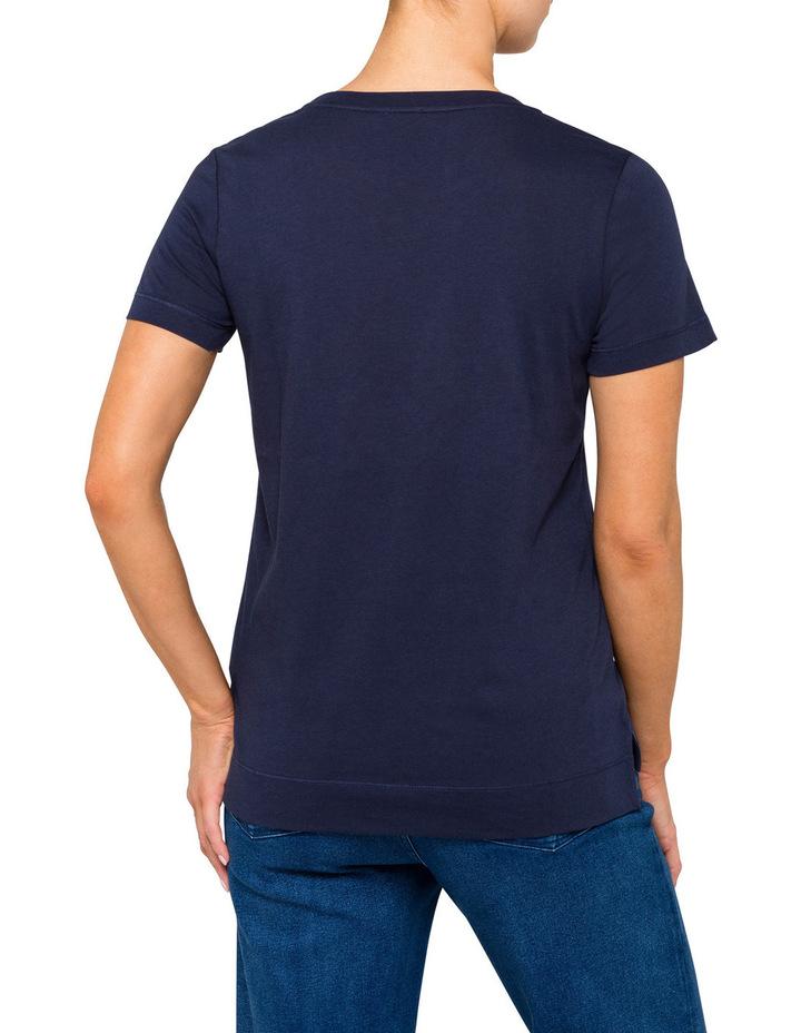 Heart Short Sleeve T-Shirt image 2