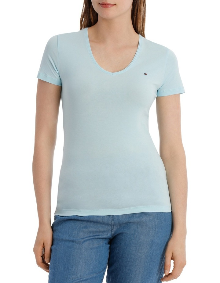 54f8ed5682cea Tommy Hilfiger | Lizzy V-Neck Tee Shirt | MYER