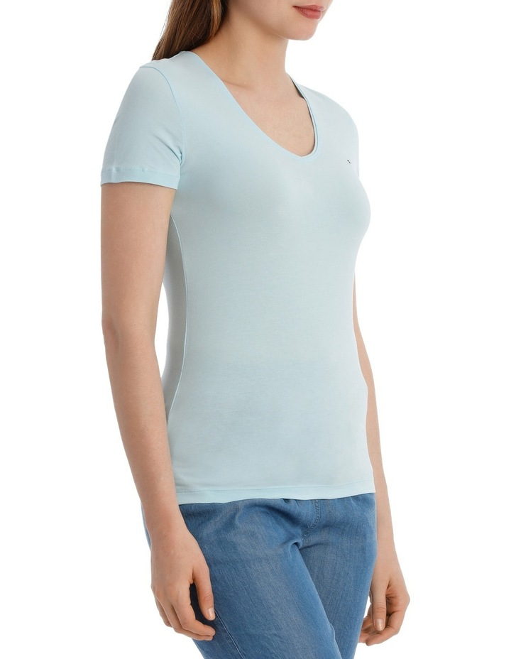 Lizzy V-Neck Tee Shirt image 2