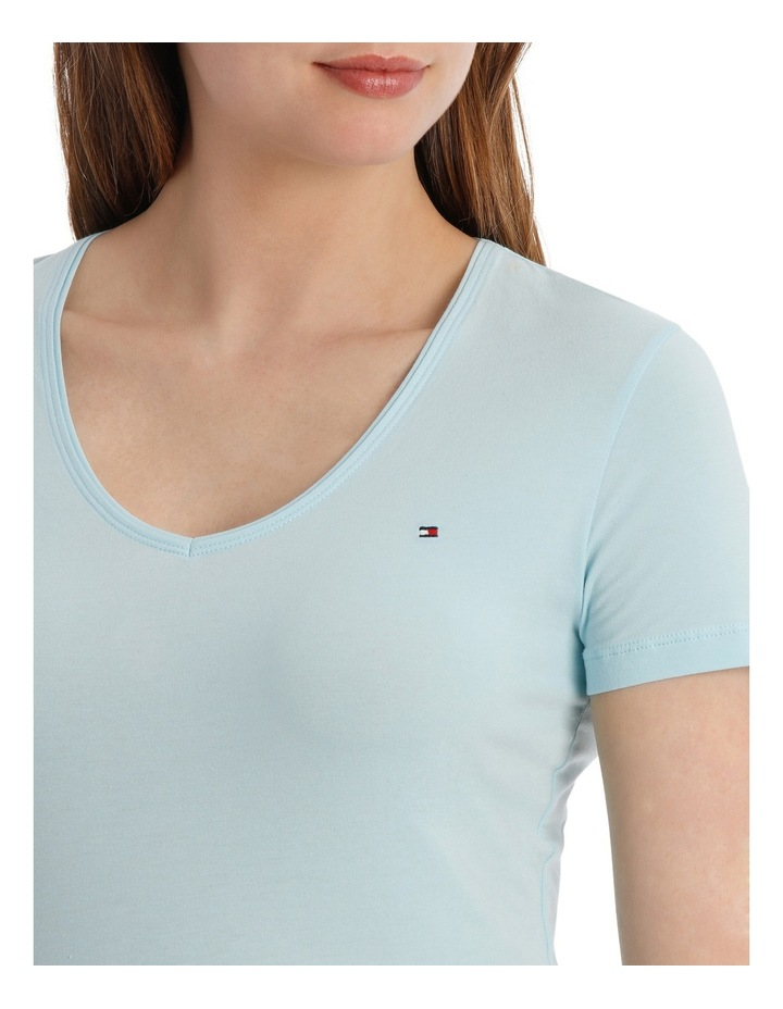 Lizzy V-Neck Tee Shirt image 4