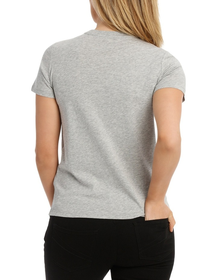 Allie C-Neck Tee image 3