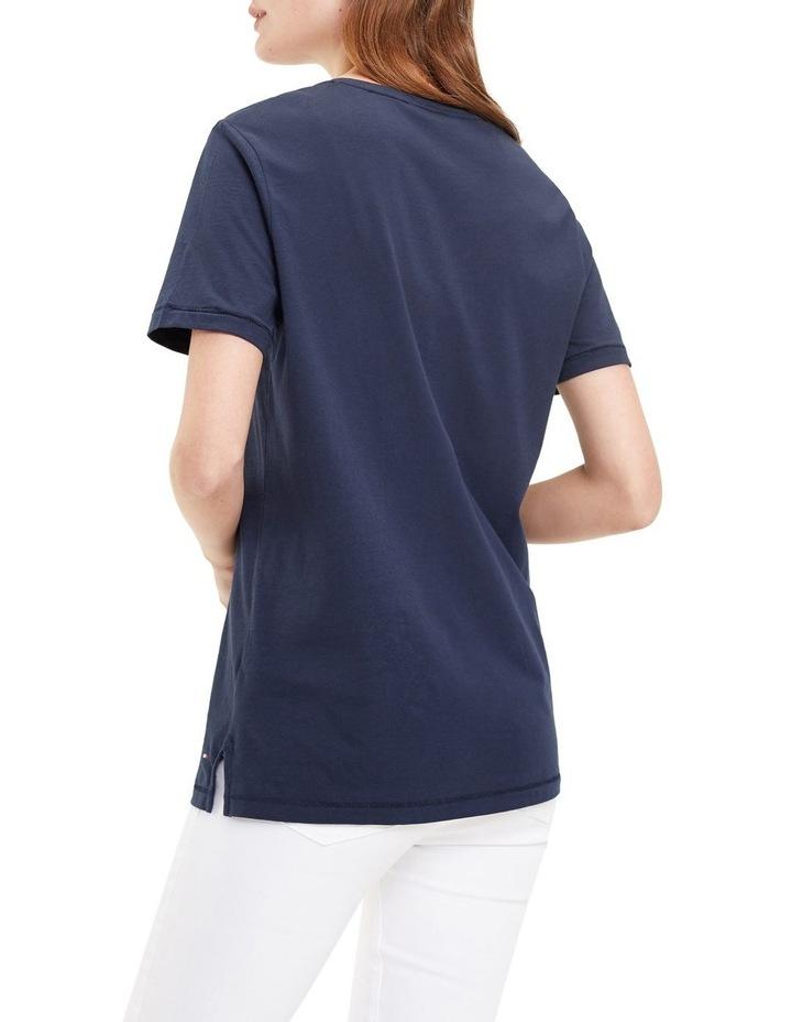 Organic Cotton Logo T-Shirt image 3