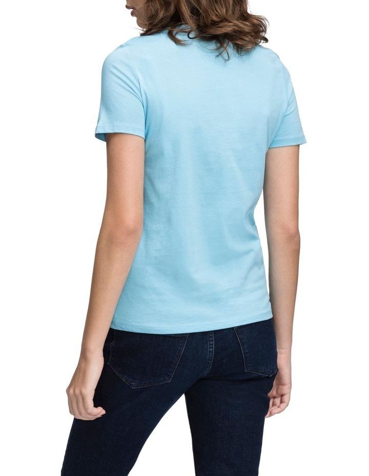 Au Allie Crew Neck Short Sleeve T-Shirt image 2