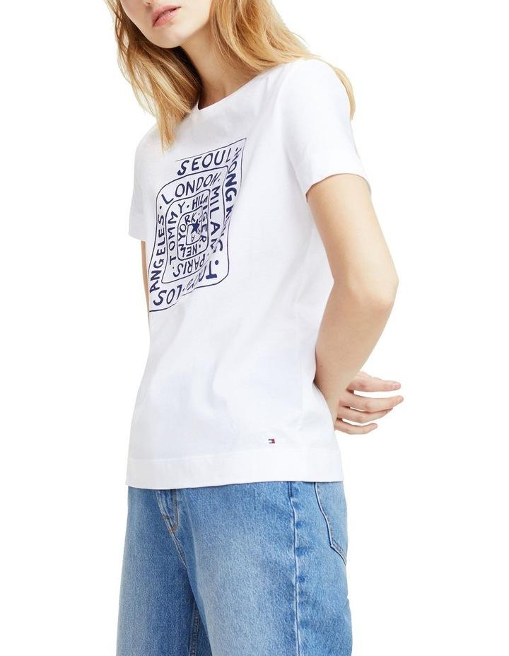 80eab17b7d Tommy Hilfiger | Carla Crew Neck Short Sleeve T-Shirt | MYER