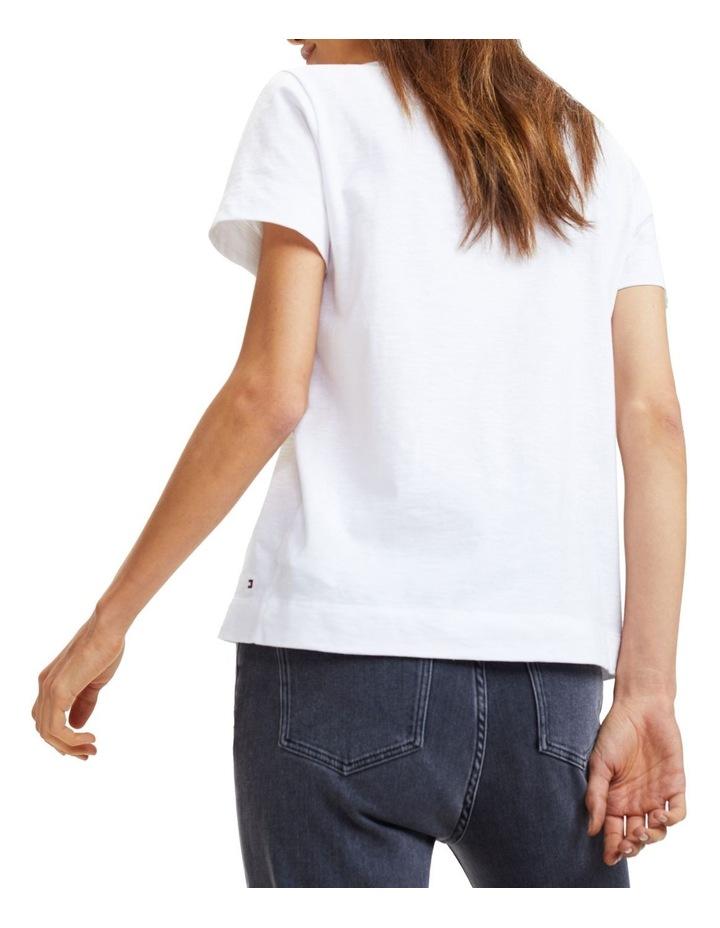 Cathy Crew Neck Short Sleeve T-Shirt image 2