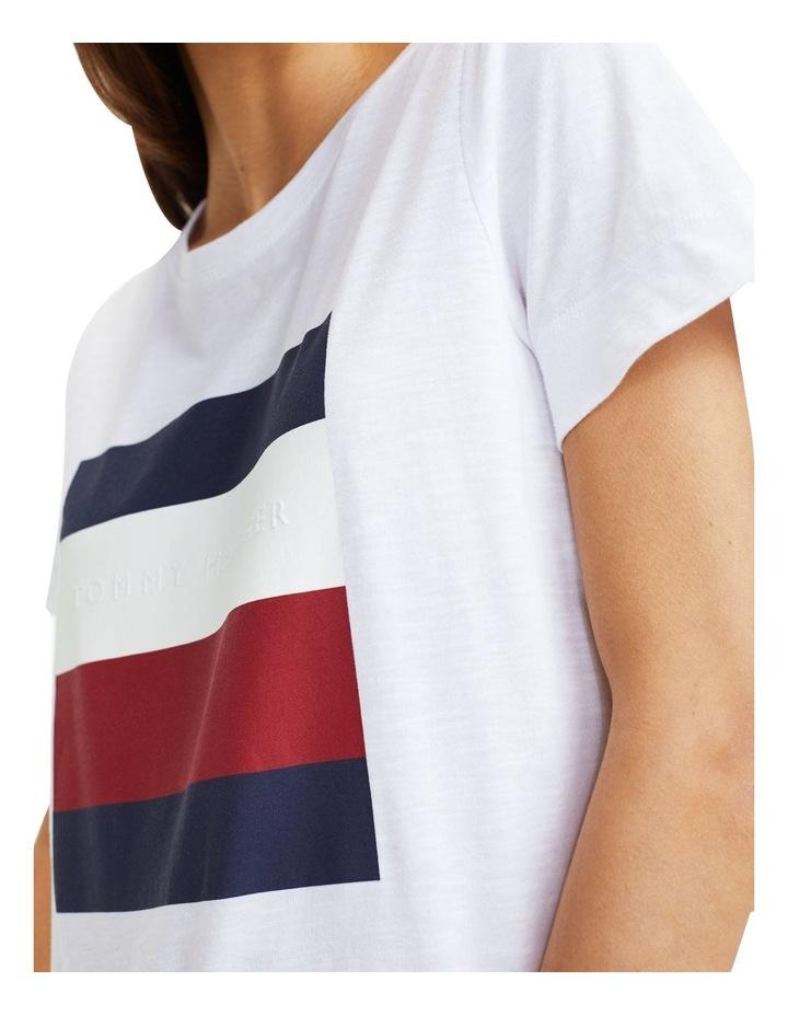 Cathy Crew Neck Short Sleeve T-Shirt image 3