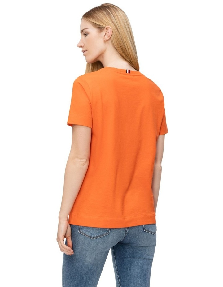 Essential Relaxed Crew Neck Short Sleeve T-Shirt image 2