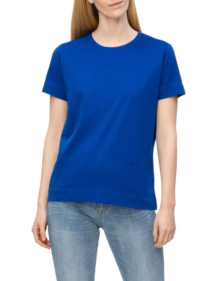 Essential Relaxed Crew Neck Tee Short Sleeve image 1